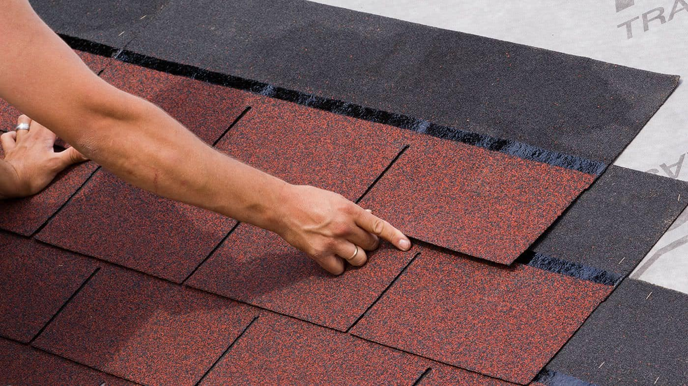Asphalt Composition Shingle Roofing