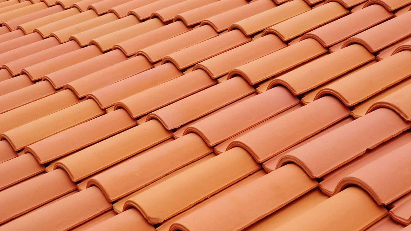 Roofing guide interlock metal roofing for Clay tile roofs