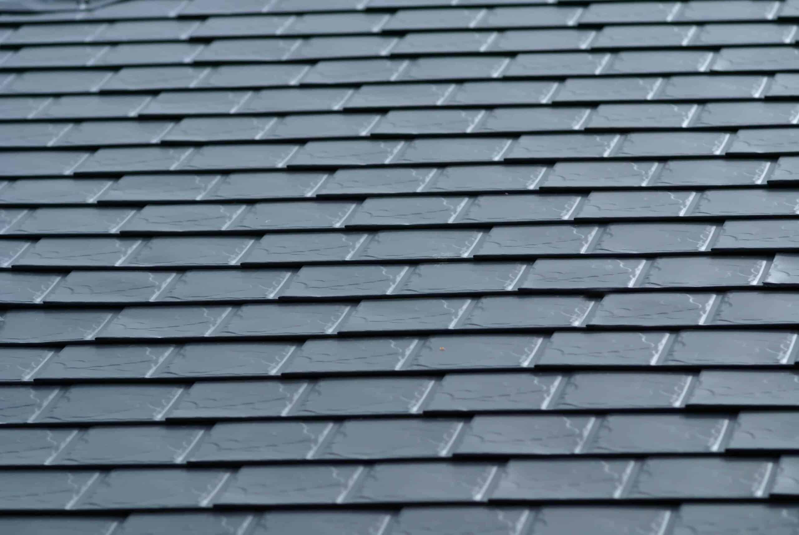 Slate Interlock Metal Roofing