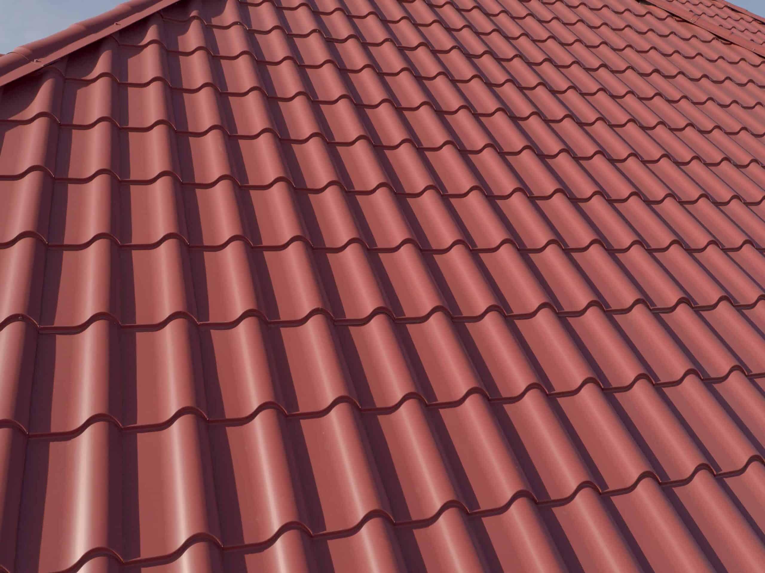 South Barrington, IL Tile Red Mediterranean Tile Metal Roof