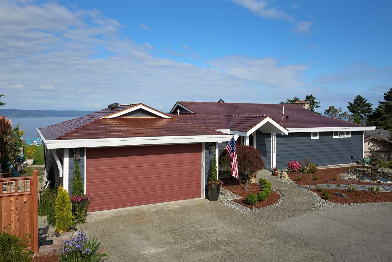 Oregon Interlock Metal Roofing
