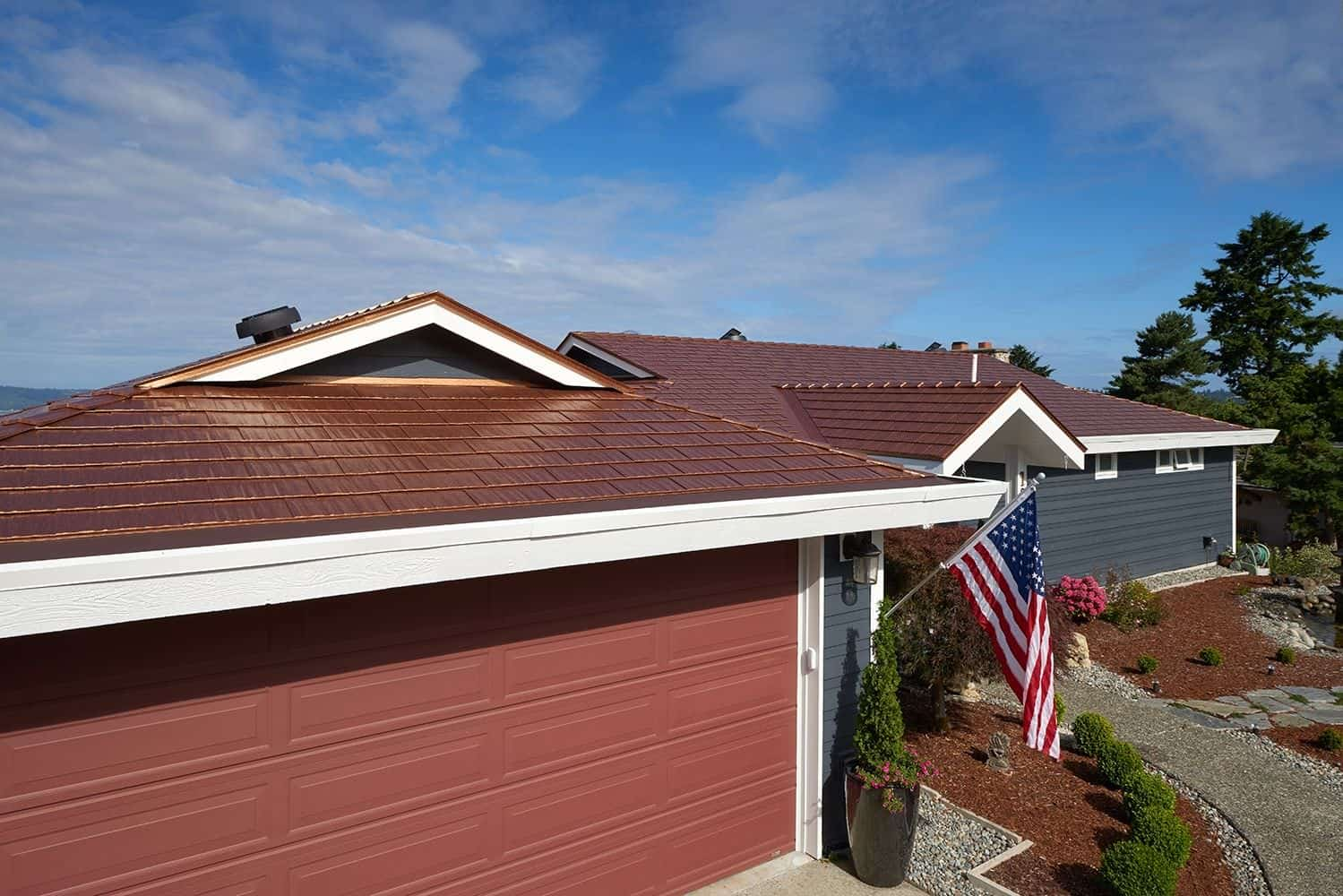 Oregon Interlock Metal Roofing