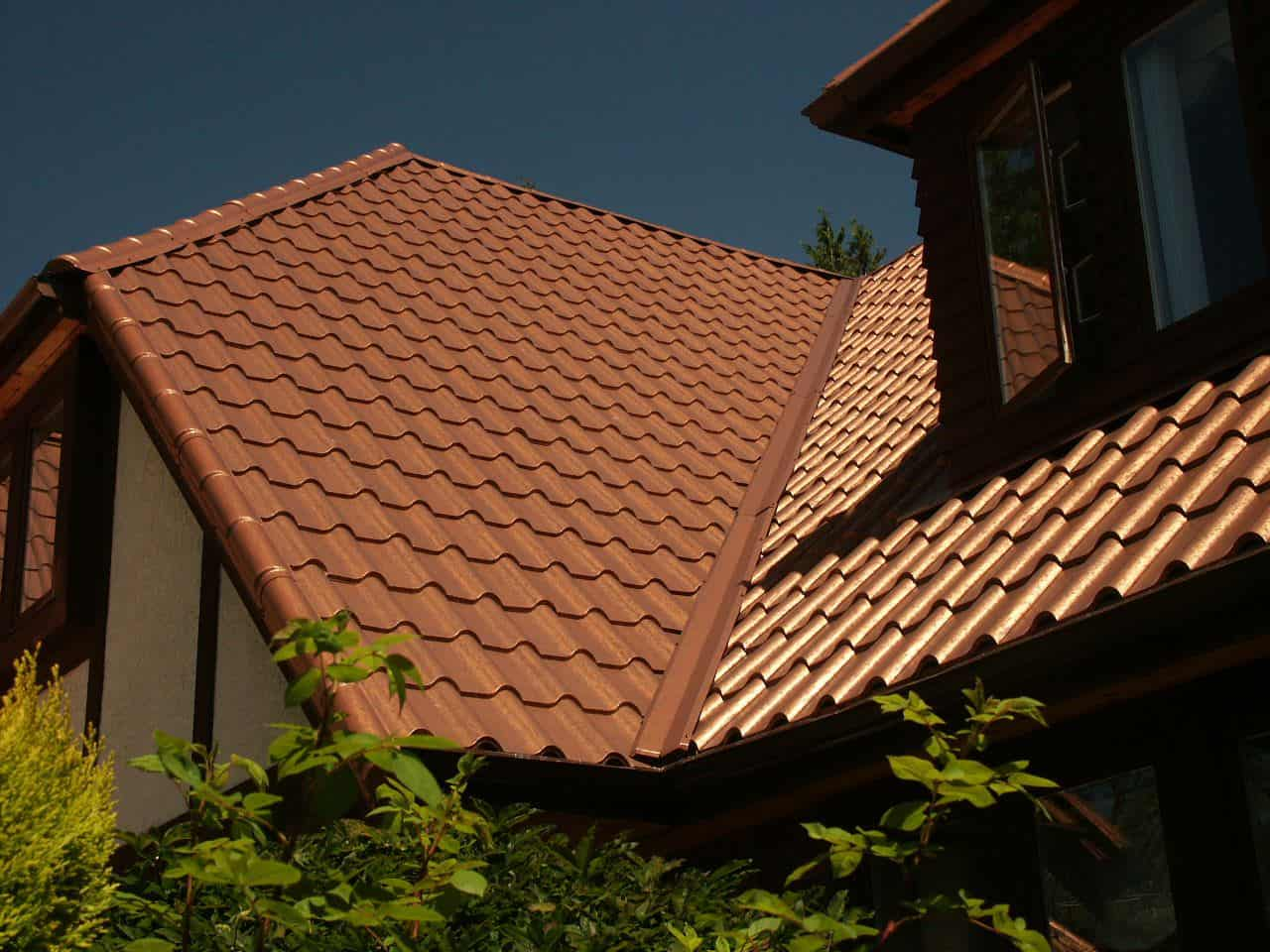 Tile Interlock Metal Roofing