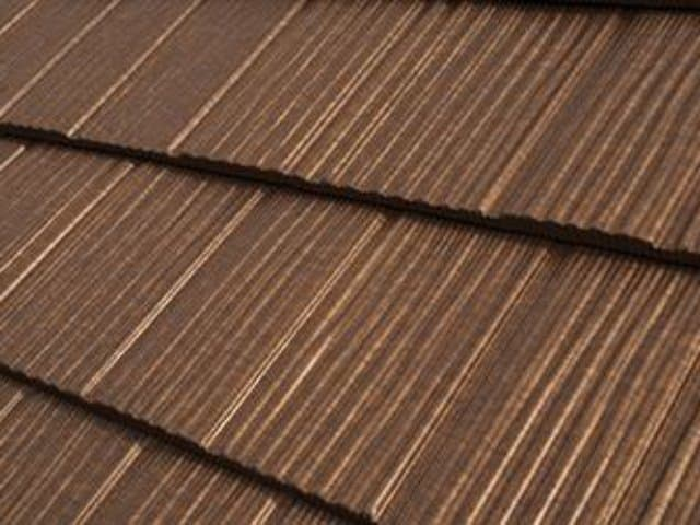 Interlock Shake Metal Roofing