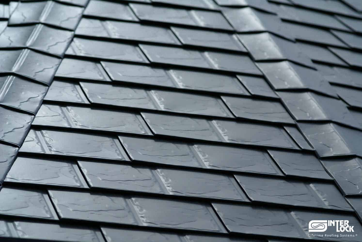 Slate Interlock Metal Roofing