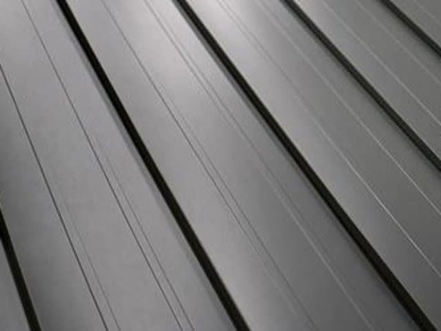 Interlock Standing Seam Metal Roofing