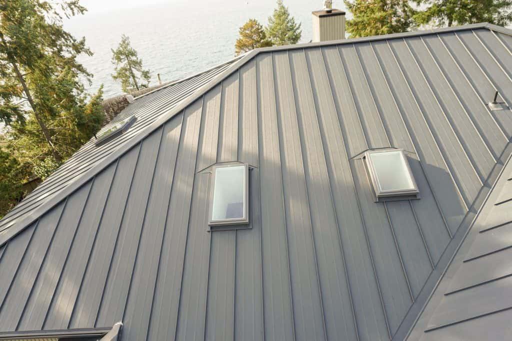 Standing Seam Interlock Metal Roofing