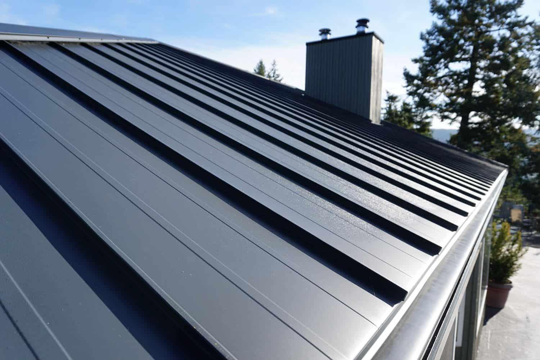 Renton Interlock Metal Roofing