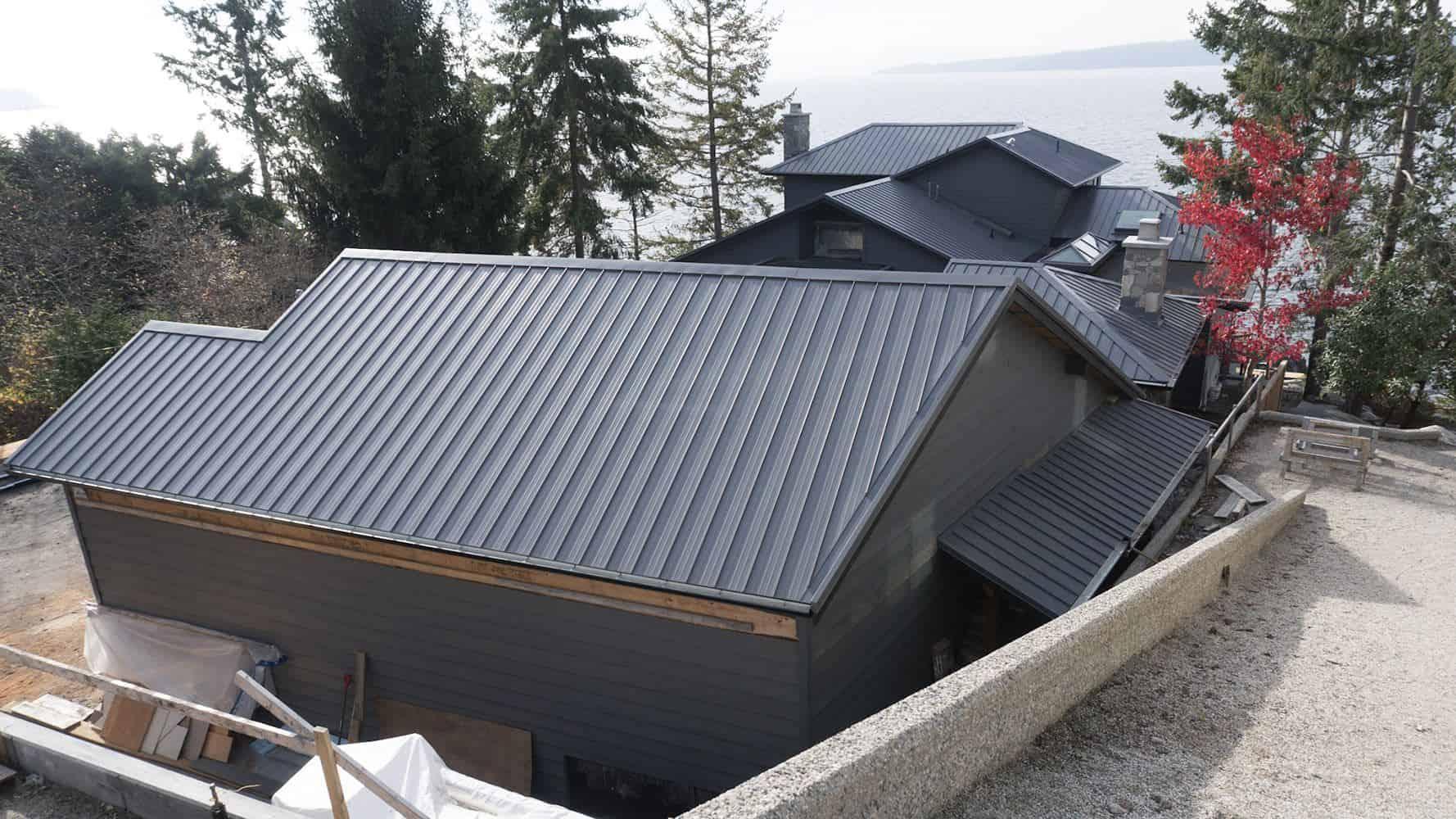 Garage Roof metal Panels
