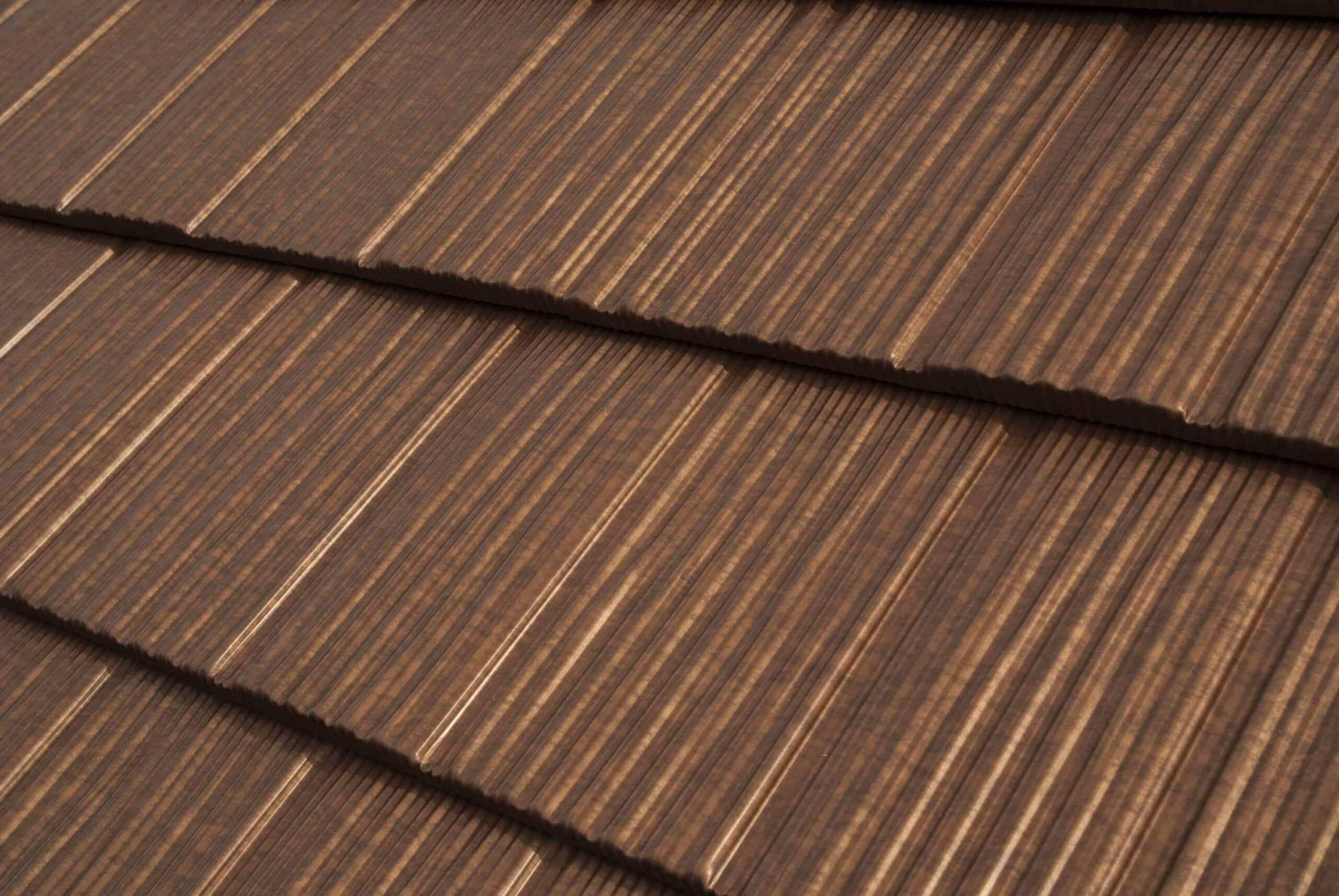 Shake Interlock Metal Roofing