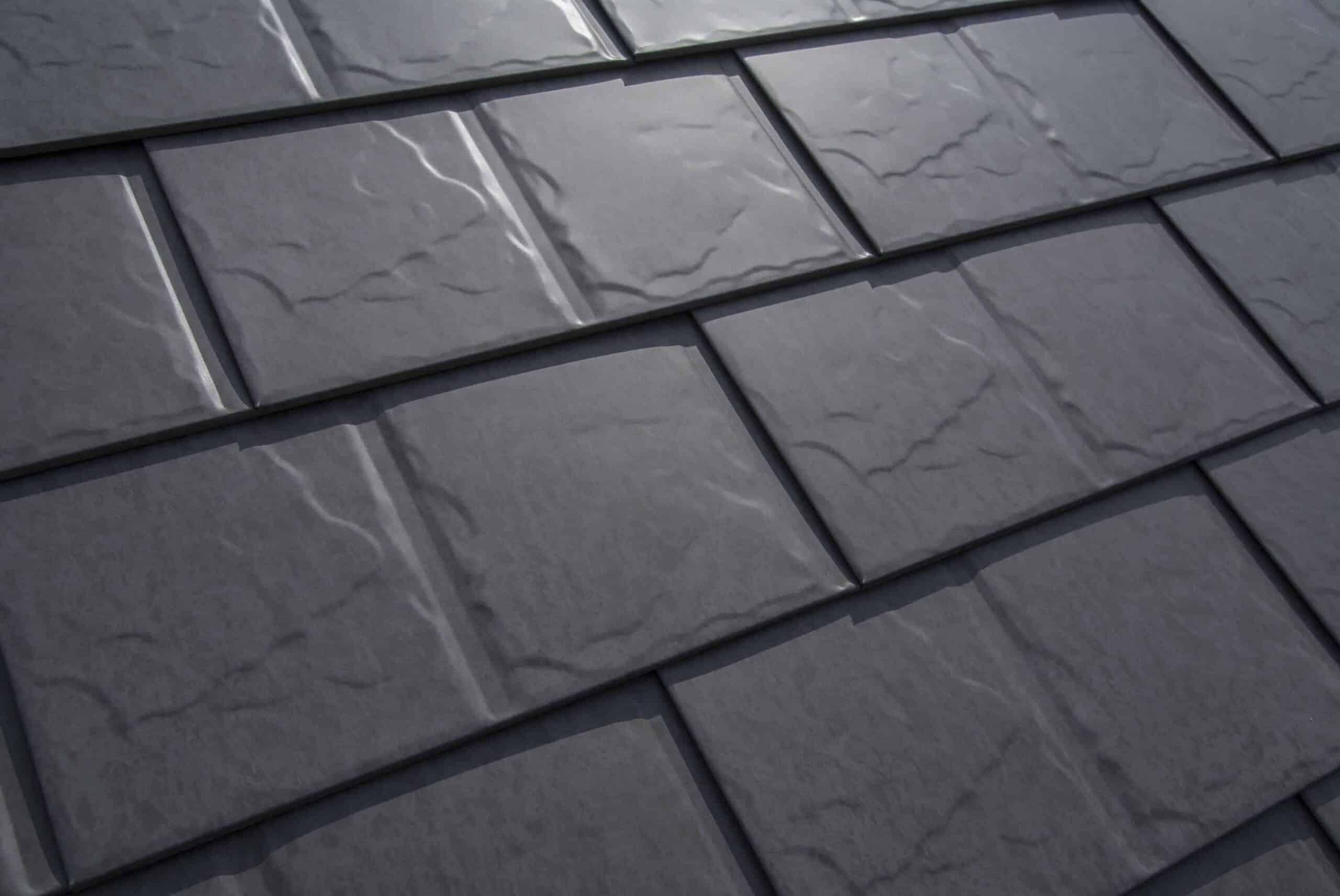 Slate Roofing Interlock Metal Roofing
