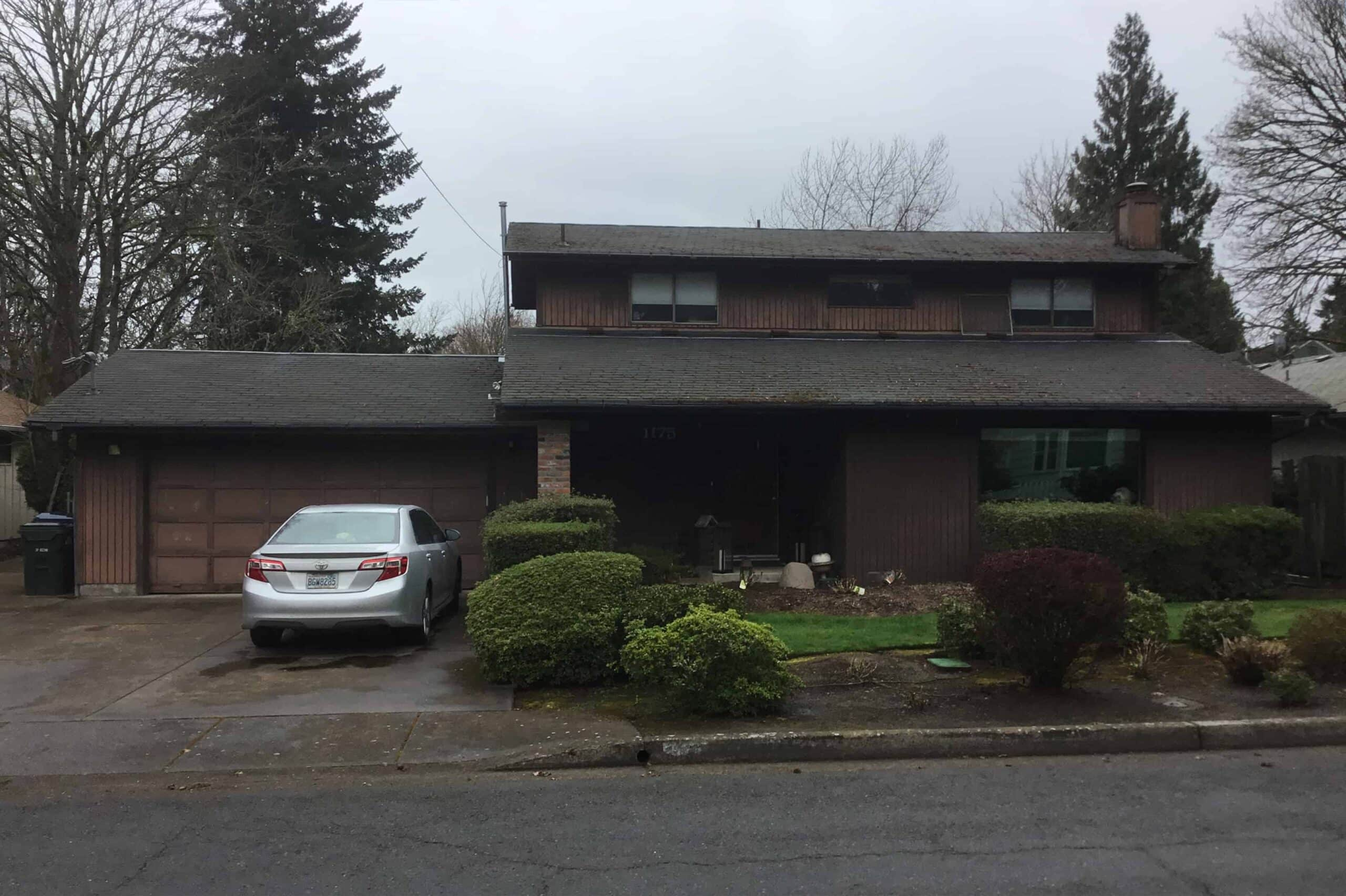 Eugene OR Asphalt Roof