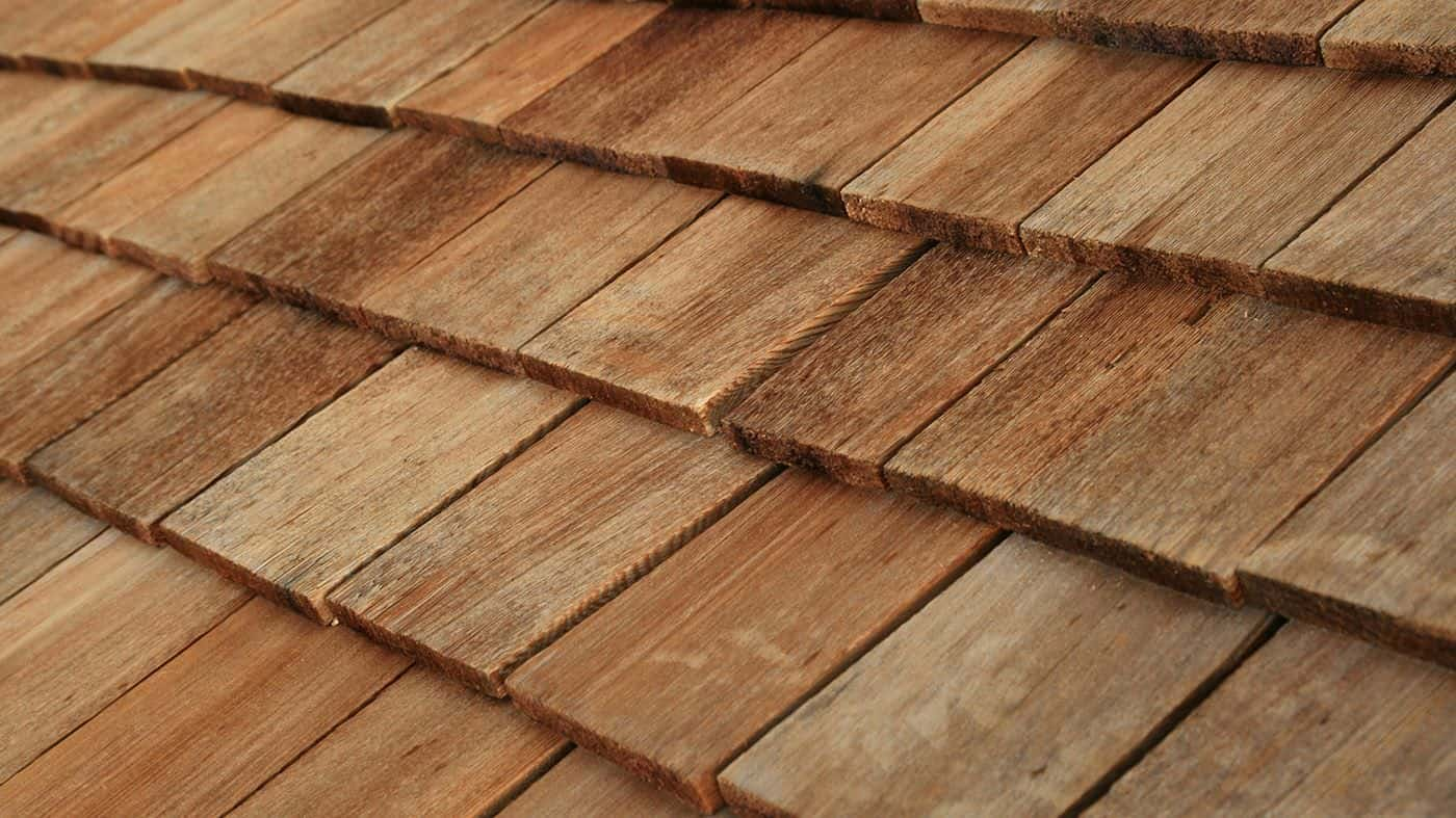 ​Wood Shingles and Shake Roofing